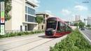 Tramway de Nice – Alstom – nouvelle technologie de recharge par le sol