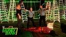 Baron Corbin ambushes Shinsuke Nakamura during his entrance WWE Money in the Bank 2017