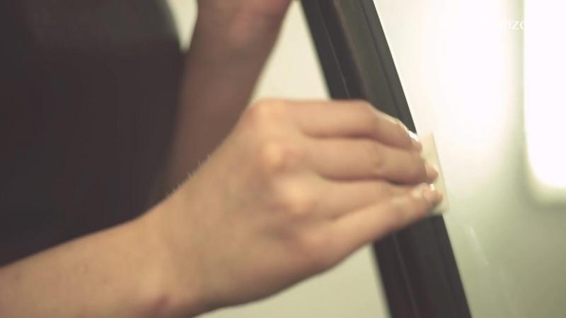 Установка каркасных автомобильных шторок Brenzo (Видео № 2)