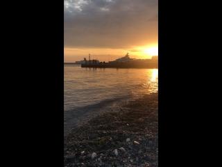 #Sochifornia #Sochi #BlackSea #Sunset #LIVE