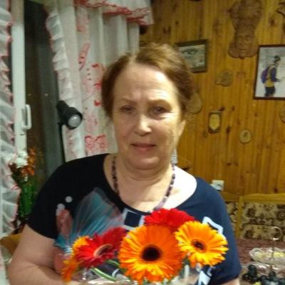 Валентина Меньшикова