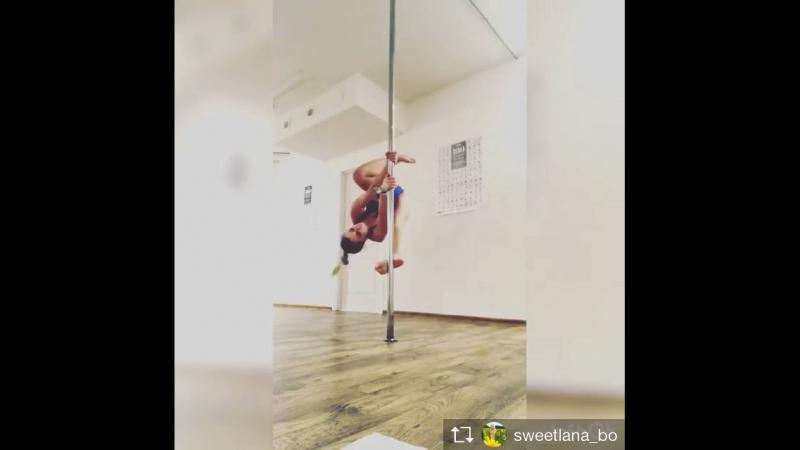 Poledance в наших Высоких трусиках бренда @vysokietrusiki