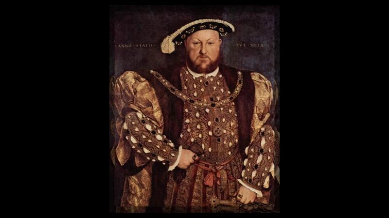 Генрих VIII король Англии радиопостановка