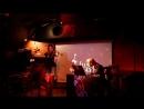 Just Play концерт в клубе Вермель русский рок на скрипке и пианино