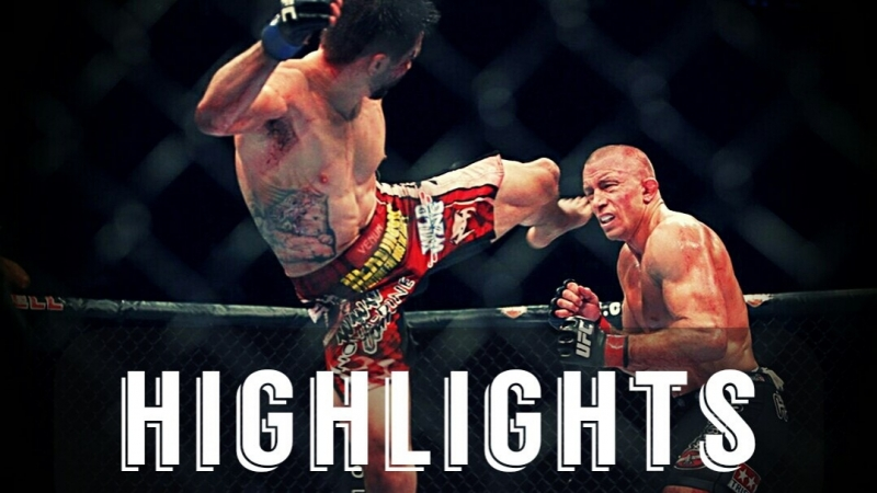 Georges St-Pierre vs. Carlos Condit ● Fight Highlights ● HD