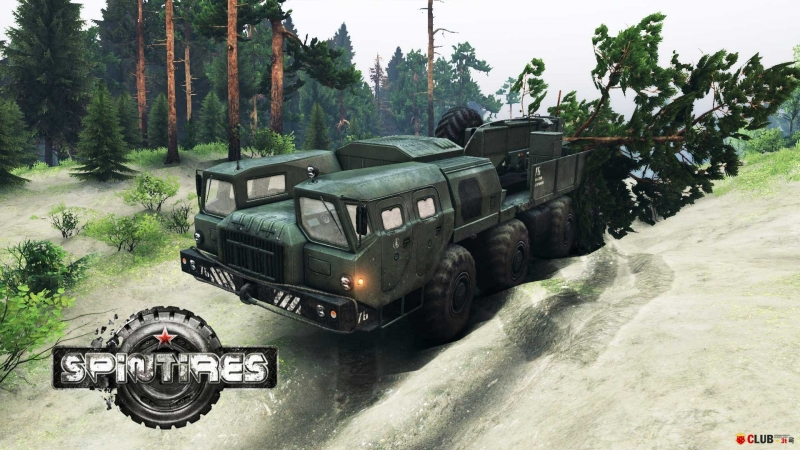 SpinTires 18/02/2018