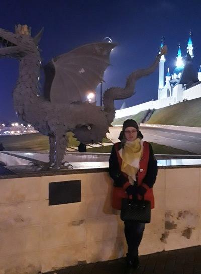 Юлия Дерябина