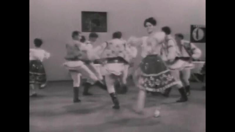 Голубой огонек. 1967 год. Молдавская песня