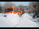Best Of Powerful Train Snow Compilation 2018