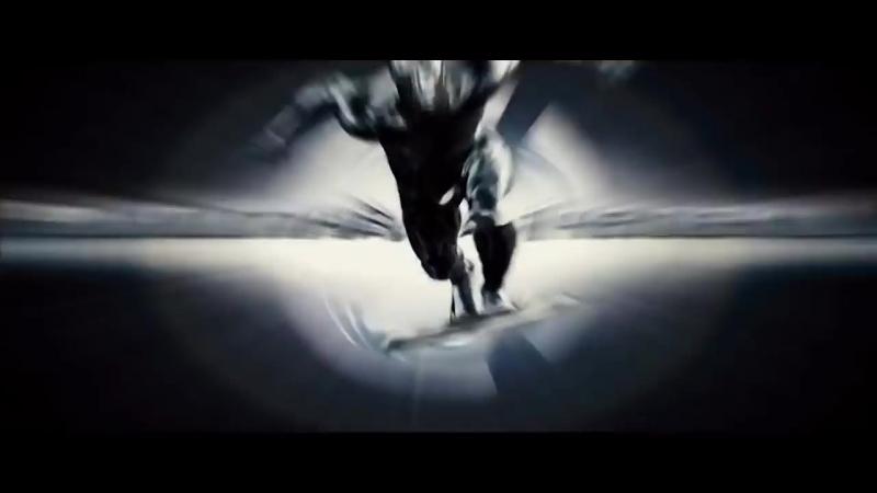Фантастическая четверка 2Вторжение Серебряного серфера 2007 кино трейле