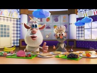 Буба - Бутерброды - Готовим с Бубой - Мультфильм для детей.mp4