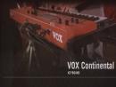 Професійний синтезатор Vox Continental