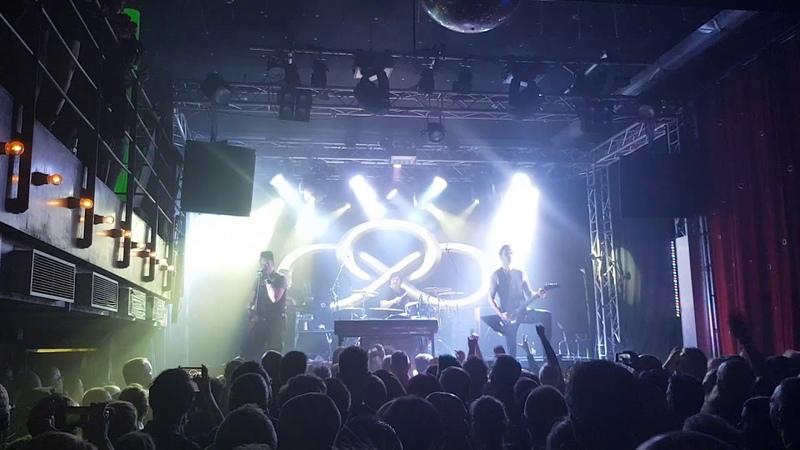 Die Krupps Live Gothenburg 2018 - Germaniac