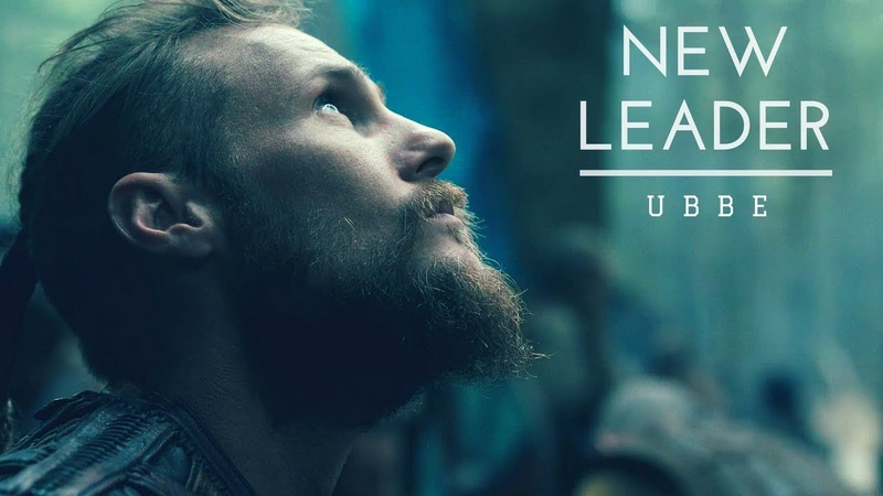 Ubbe New Leader Vikings