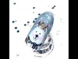 Медведица, в копилку новогодних дизайнов ???