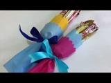 how to make a simple bouquet cara membuat buket snack kado wisuda murah