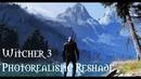 Witcher 3 Extreme modded: Ultra Next Gen graphic  Phoenix lighting mod   Photorealistic Reshade  