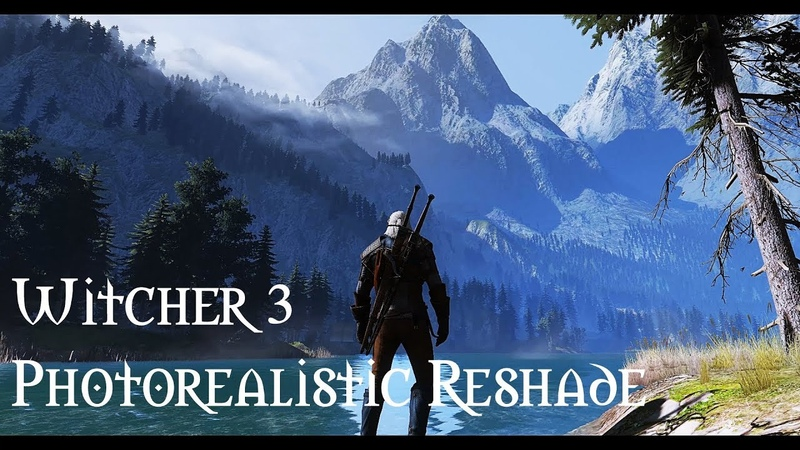 Witcher 3 Extreme modded Ultra Next Gen graphic Phoenix lighting mod Photorealistic Reshade
