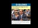 Fake news sobre Eduardo Bolsonaro ter pago salário a sua mãe e recebido aluguel do próprio carro