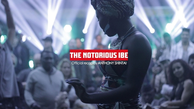 The Notorious IBE 2017 - Recap by Anthony Shintai