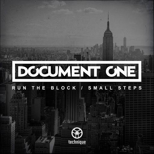 Document One альбом Run the Block / Small Steps