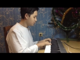 Happy New year (ABBA) Piano cover by Radmir Mustafin