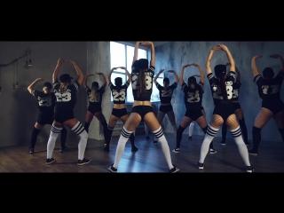 TWERK | Мастерская Танца (Отчетное видео со спец курса)