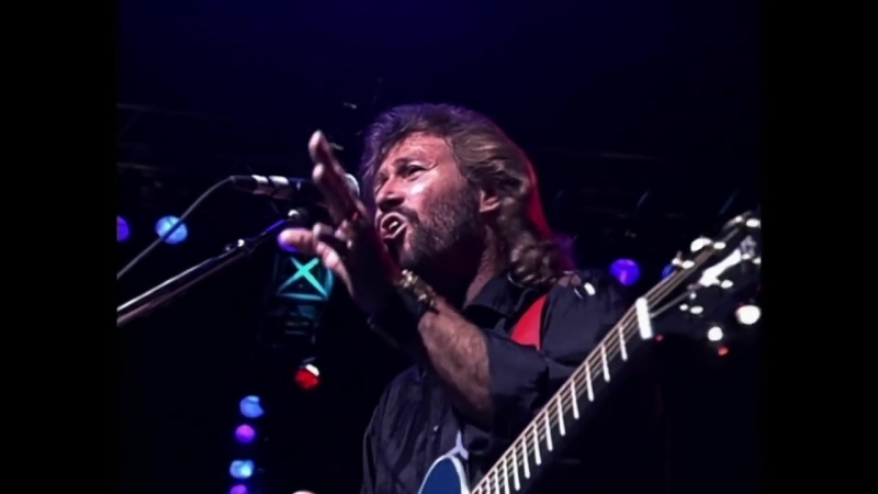 Bee Gees - How Deep Is Your Love (One For All Tour Live In Australia 1989)