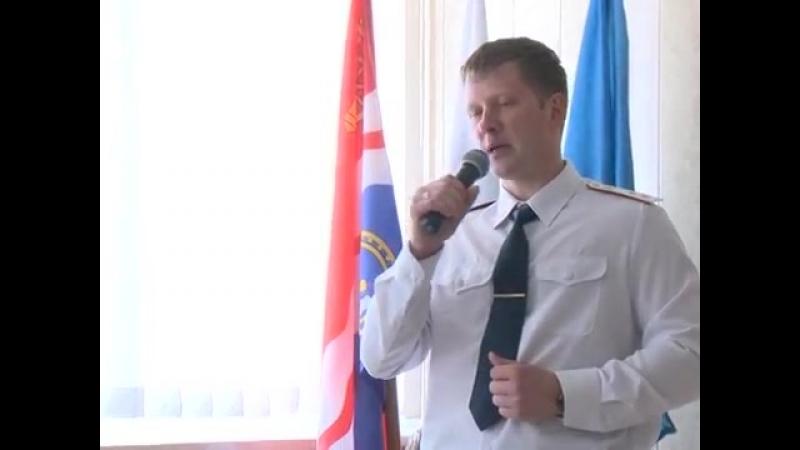 Гонг - ТВ Ветеранов МЧС наградили медалями
