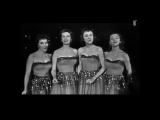The Chordettes - Mr. Sandman (Песочный человек) русские субтитры