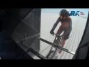 Американка разогнала свой велосипед почти до 300 кмч
