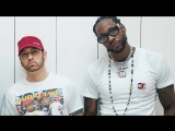 Eminem feat. 2 Chainz & Phresher - Chloraseptic (Full new song, Revival, 09.01.2018)