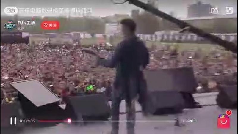 Фестиваль Грэмми 2018 в Пекине. 格莱美音乐节北京站. 30.04.18