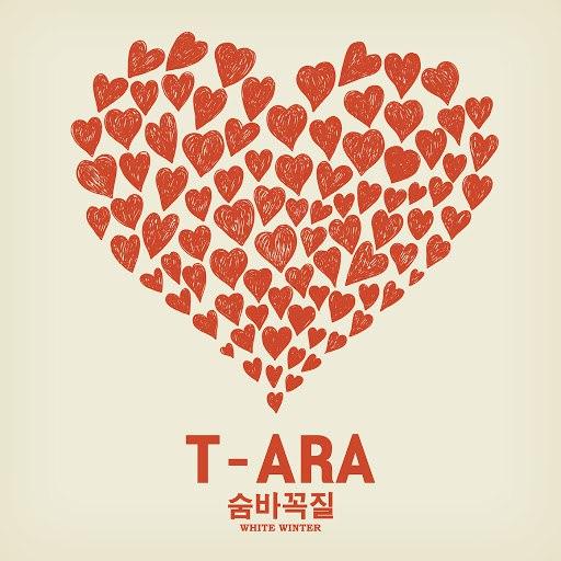 T-ara альбом T-ara Winter