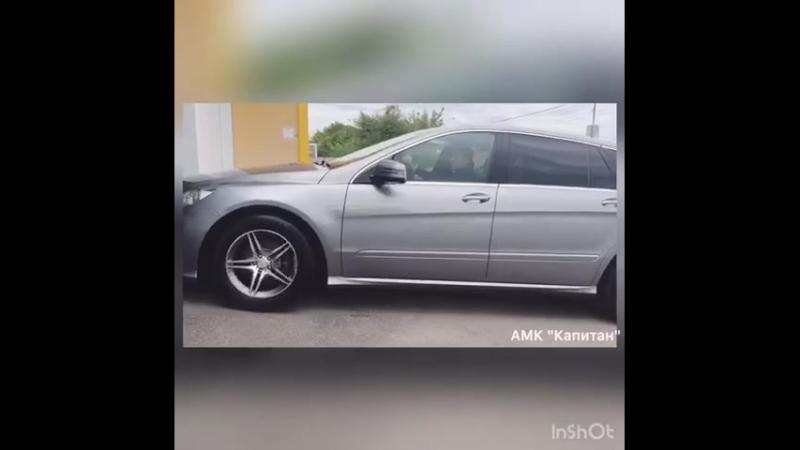 Mercedes во всем блеске