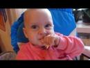 Смешное видео - Дети пробуют лимон первый раз в жизни!