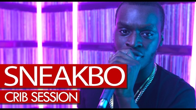 Sneakbo freestyle - Westwood Crib Session (4K)