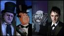 Penguin Oswald Cobblepot Evolution in Movies Cartoons TV 2018