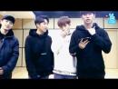 20180115 ROMEO (로미오) - 'Jaekyung's Birthday !❤️' in Naver V app