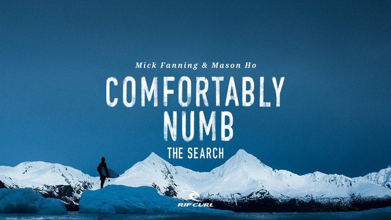 Comfortably Numb | Mick Fanning Mason Ho on TheSearch by Rip Curl