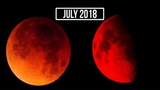 Signs in the Heavens-July 2018 Blood Moon