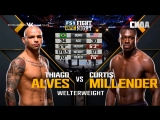 FIGHT NIGHT AUSTIN Thiago Alves vs Curtis Millender