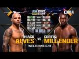 FIGHT NIGHT AUSTIN Thiago Alves vs Curtis Millender