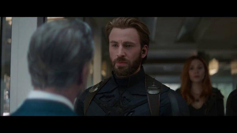Мстители: Война бесконечности.Сбор команды на базе.Возвращение Бэннэра