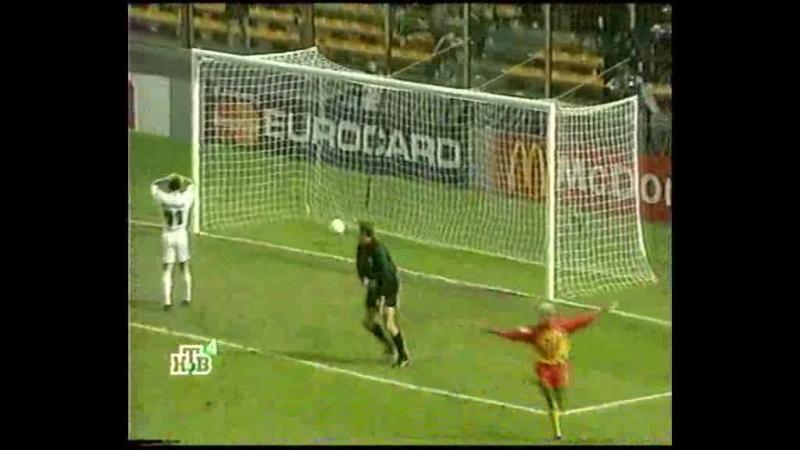 117 CL-1998/1999 RC Lens - Panathinaikos 1:0 (21.10.1998) HL