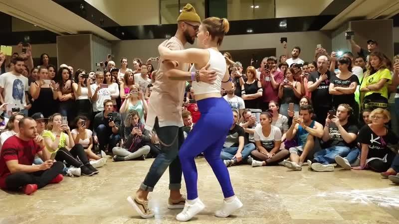 Albir Anjuli - J-Kee Kizomba remix Crazy