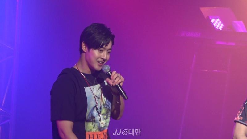 【4K】20181022 OSAKA--Lucky Guy『KIM HYUN JOONG JAPAN TOUR 2018 一緒に Take my hand』