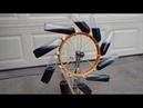 Perpetual Motion - Bhaskara's Wheel - Free Energy