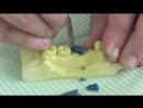 Изготовление литой культевой штифтовой вкладки непрямым методом