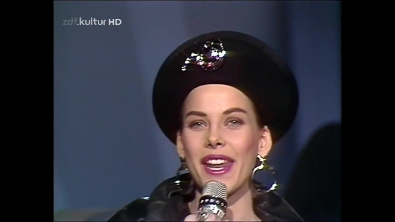C.C. Catch – Nothing But A Heartache (ZDF Hitparade, 22.02.1989)